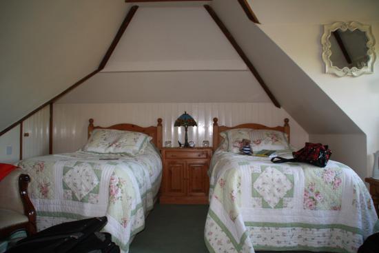 Iden, UK: Unser Zimmer: Cottage Room