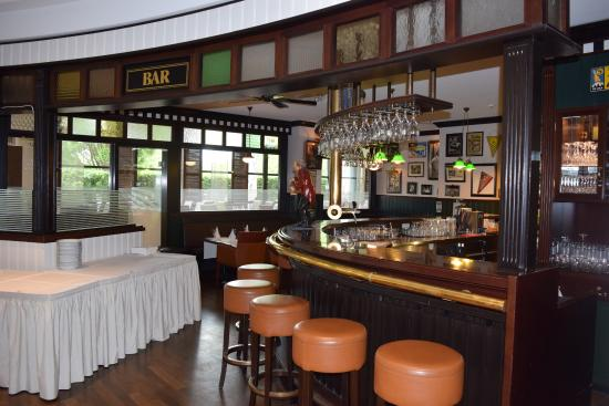 Steigenberger Hotel Dortmund: Die Hotelbar