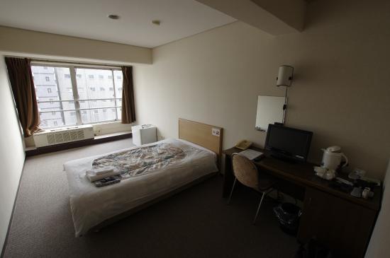Hotel Okuuchi Osaka: 部屋