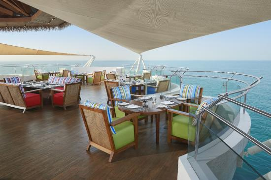 Al Nahham Restaurant at Banana Island Resort Doha by Anantara