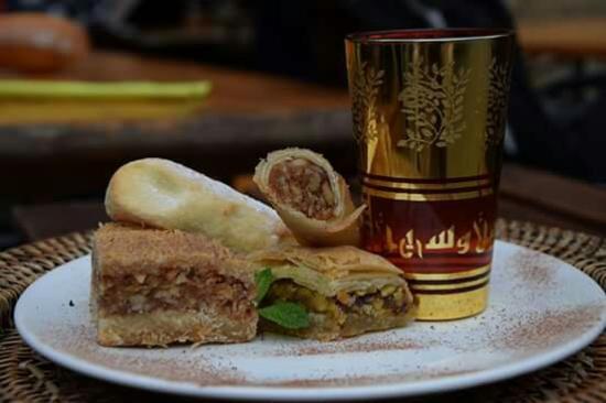 Les Délices du Liban : Les petits plats
