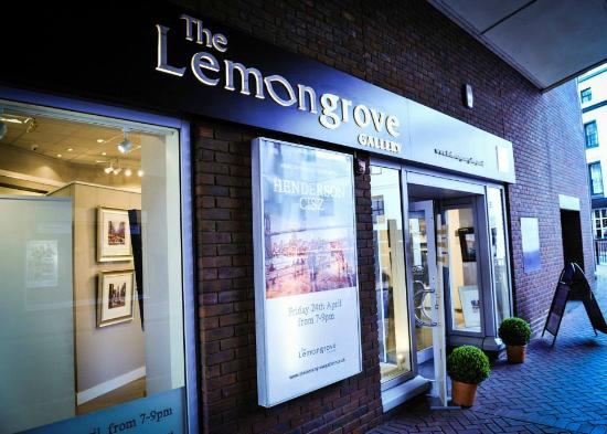 ‪The Lemongrove Gallery‬