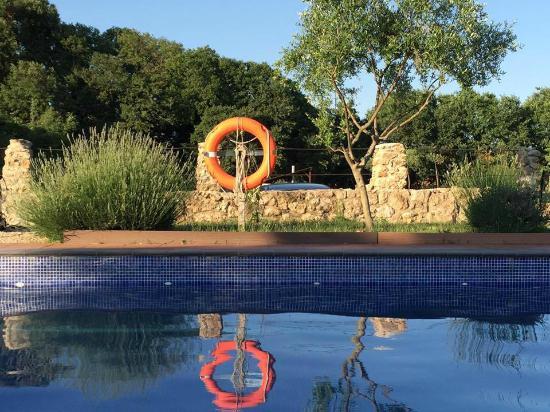 Serinyà, España: View of the pool