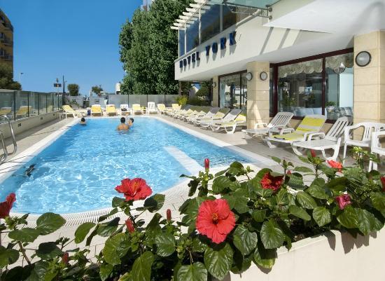 Hotel York Riccione: 2018 Prices & Reviews (Italy) - Photos of Hotel ...