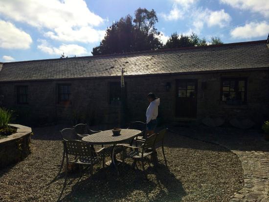 Castallack Farm : The outside