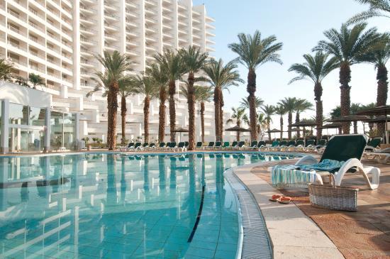 David Dead Sea Resort & Spa: Pool