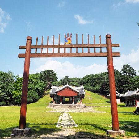 Samneung (Gongneung, Sulleung and Yeongneung)