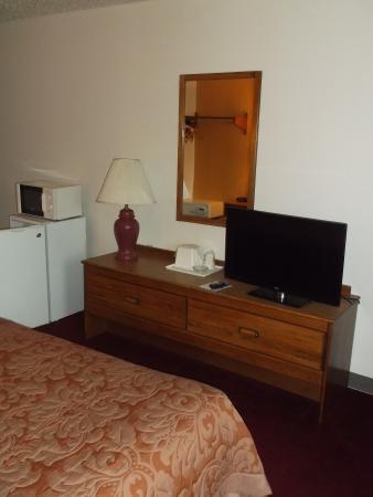 Front Royal, VA: Notre chambre 101