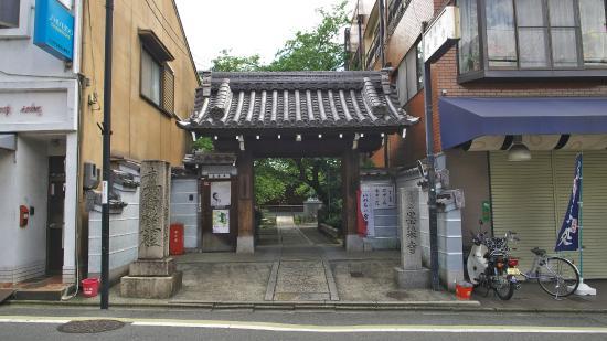 Bokusenji Temple