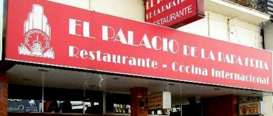 El palacio de la papa frita- Av Corrientes