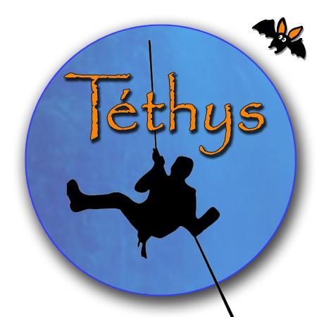 Comps-sur-Artuby, Frankrike: Téthys sp. [Canyon] [Spéléo] [Falaise],