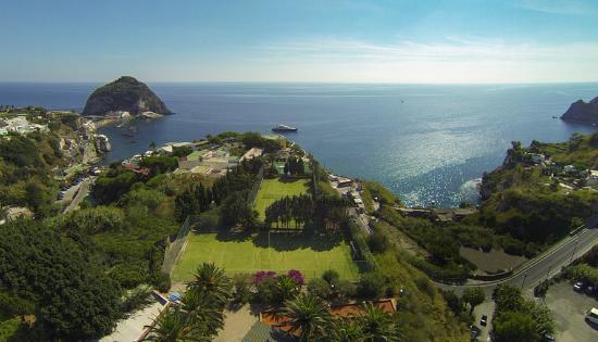 Park Hotel & Terme Romantica: Firtness & Sport area RomanticaHotel