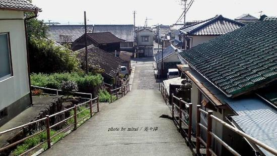 Mimitsucho Traditional Architectures Preservation District: 素晴らしい景観です