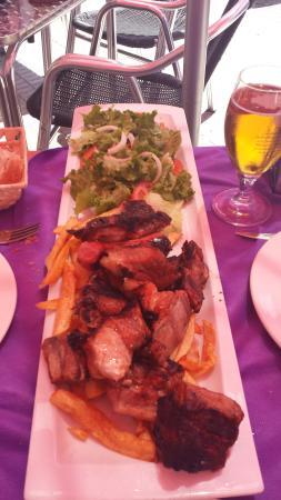 imagen Restaurante Ondinas en Laxe