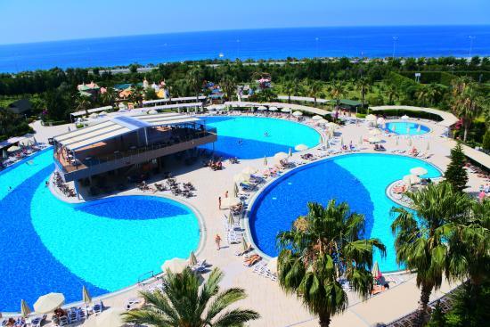 Hotel Amelia Beach Resort Spa Side Manavgat