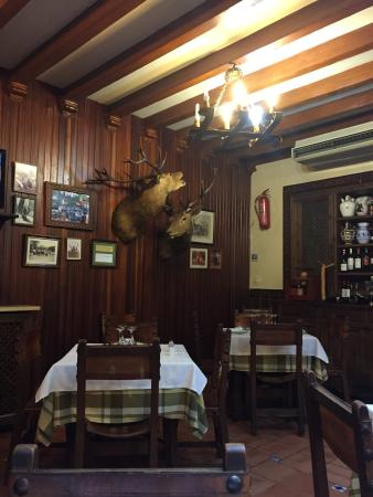 Los Yebenes, Španielsko: Hostal Restaurante Casa Apelio