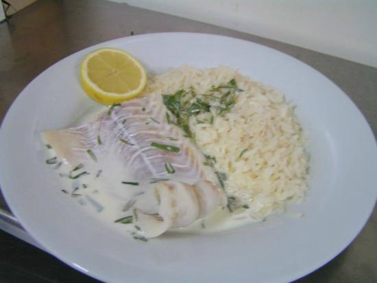 Image result for poisson riz