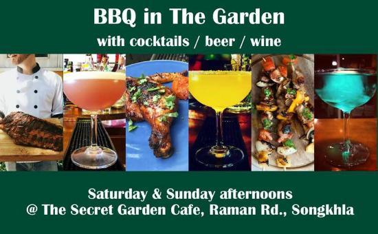 The Secret Garden: BBQ Garden Party (seasonal event)