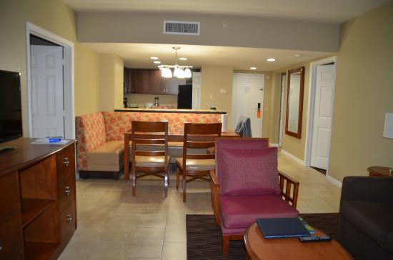 Piscine De L Hotel Picture Of Wyndham Palm Aire Pompano