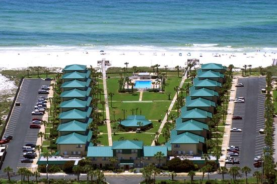 Seaspray Condominiums Fort Walton Beach Florida