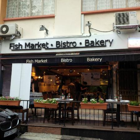 Greenwood fish market & bistro