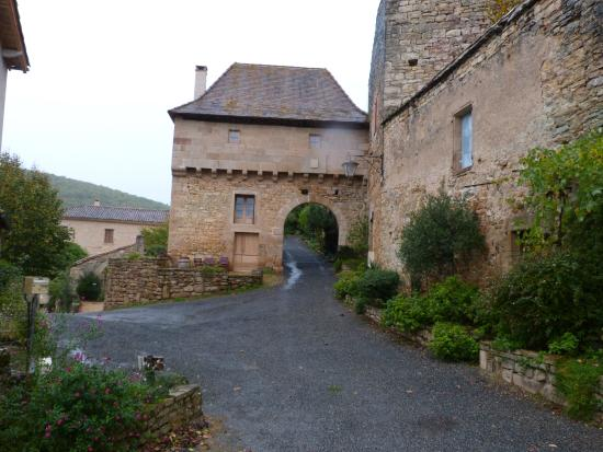 Milhars le vieux village