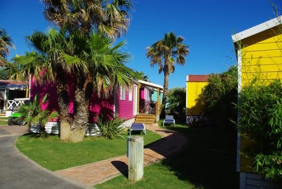 Yelloh! Village Aloha: Quartier Waikiki - Mobil Home tout confort