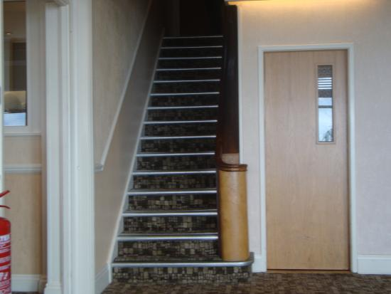 Narrow Stairs With Narrow Tread Picture Of Trouville Hotel