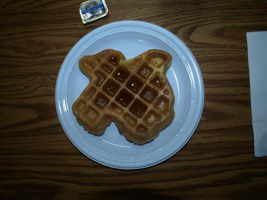 BEST WESTERN Whitten South: Texas- Waffel