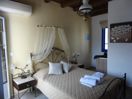Alexandros-Vassilia : la chambre