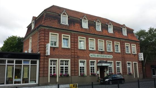 Hotel Restaurant Witte: Einen Versuch wert.