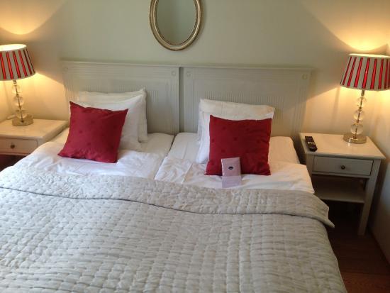 Hotel Pariisin Ville: The room