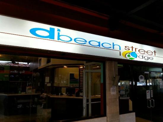 D' Beach Street Lodge