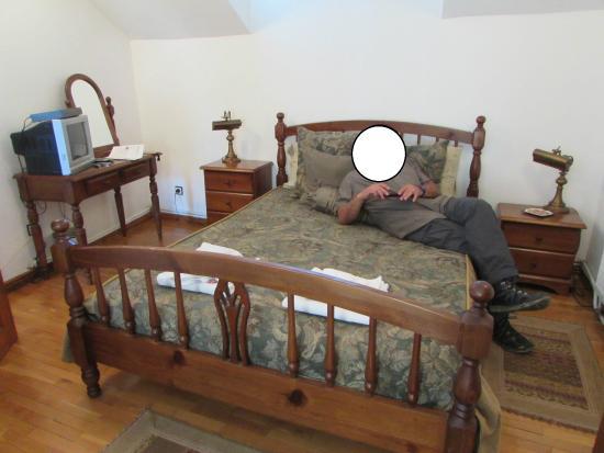 Castle Cottage: Room