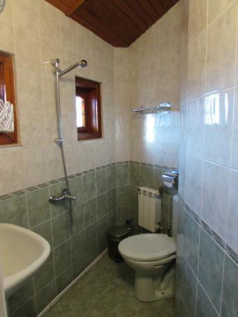 Castle Cottage: Bathroom