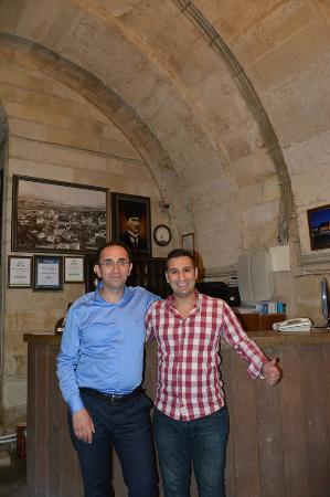 Hotel Cappadocia Palace: Nice staff