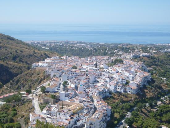 Frigiliana, สเปน: -