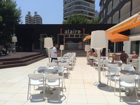 Terraza Alaire Benidorm Restaurant Reviews Photos