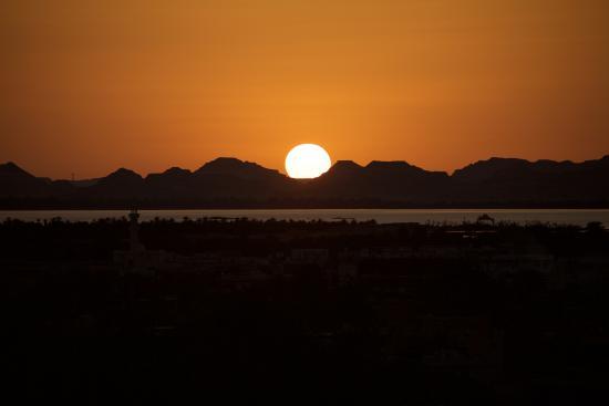 Shali Fortress: Siwa Sunset