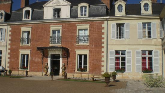 Mosnes, Francia: hôtel