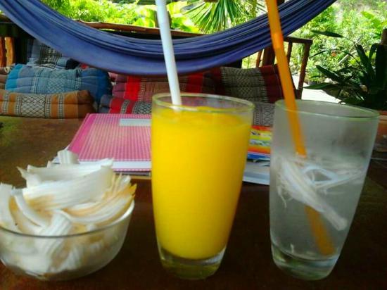 Jumpahom Restaurant: Mango shank