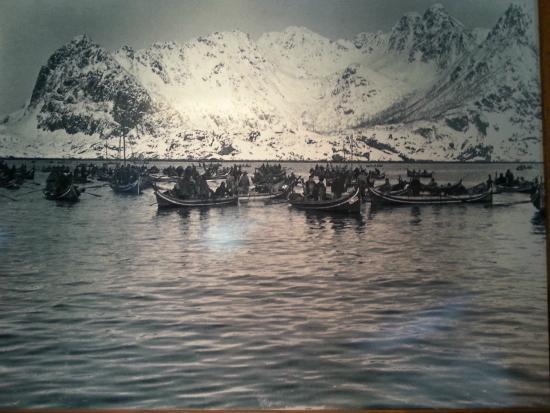 Lofoten Museum : La pêche aux Lofoten il y a déjà longtemps