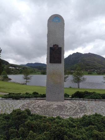 Vikesa, Norwegia: FN-Parken