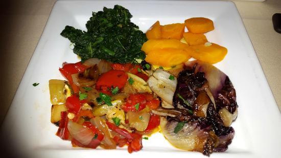 Tivoli: 4 verschiedene Gemüse