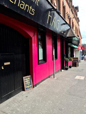 Hagues Bar
