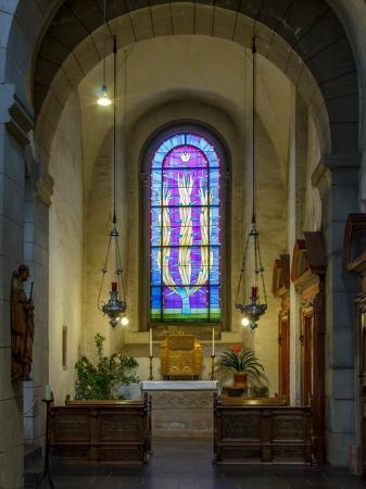 St. Mathias Church: Капелла
