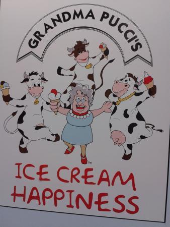 Grandma Pucci's Homemade Ice Cream