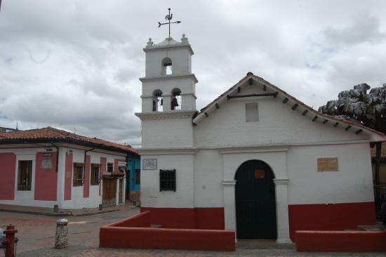 La Candelaria: Ermita de San Miguel del Príncipe, Chorro de Quevedo