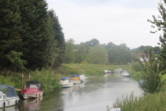 Bodiam Boating Station: The Quiet Life