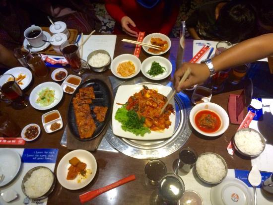 Daftar Restoran Korea Terenak di Bandung - Korean House Restaurant